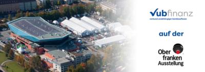 vub finanz auf der Oberfrankenausstellung 3. - 7.10.2018